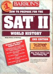 How to Prepare for the SAT II World History