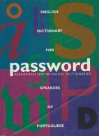 password - english dictionary for speakers of portugueses