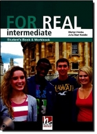 For Real - Intermediate - Students Book & Workbook + CD