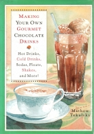 making your own gourmet chocolate drinks