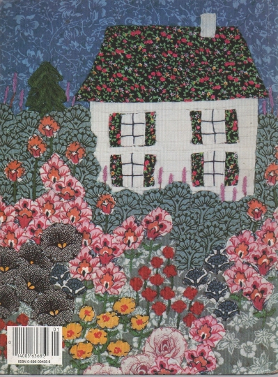 Better Homes and Gardens Appliqué
