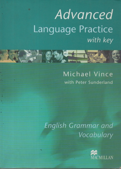 Advanced Language Practice with Key - English Grammar and Vocabulary