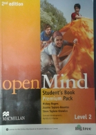 openMind 2nd Edition AE Level 2 Student\'s Book Pack Premium
