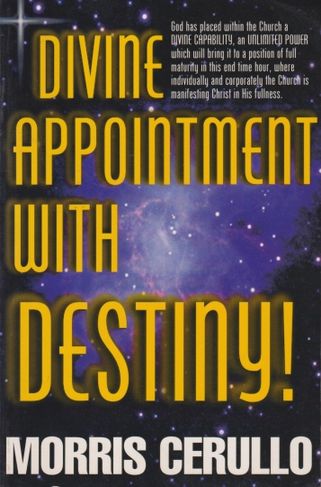 Divine appointment with destiny