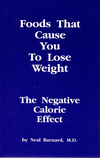 Foods That Cause You to Lose Weight - The Negative Calorie Effect