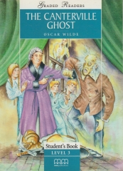 The Canterville Ghost - Students Book Level 3 - Graded Readers