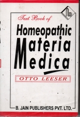 Textbook of Homoeopathic Materia Medica