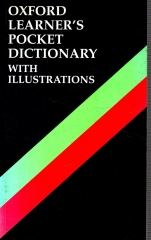 oxford learner's pocket dictionary with illustrations