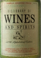 dictionary of wines and spirits