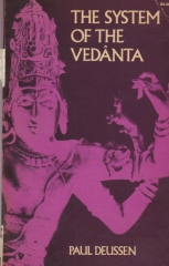 the system of the vedânta