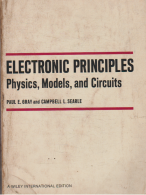 eletronic principles - physics, models, and ciruits
