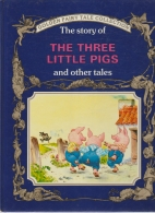 coleção golden fairy tale collection - the story of the three little pigs and other tales