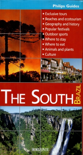 Philip guides the south brazil