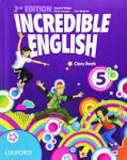 Incredible English - Class Book - Level 5 - 2ª Edição