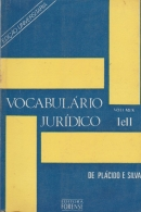 vocabulário jurídico - 2 Vol