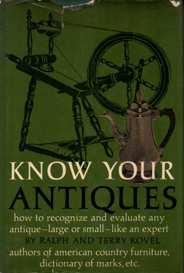 Know Your Antiques