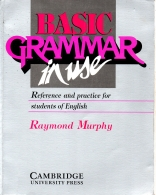 Basic Grammar in Use Student's book - Reference and Practice for Students of English