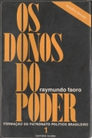 Os Donos do Poder Volume 1