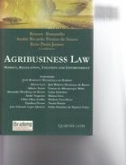 Agribusiness Law - Market, Regulation, Taxation and Enviromnment