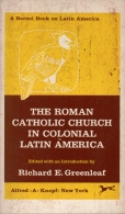 the roman catholic church in colonial latin america