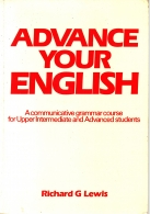 advance your english