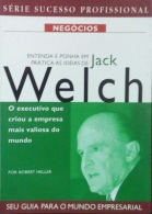 jack welch - série sucesso profissional