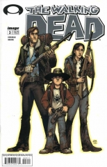 The Walking Dead: A HQ que deu Origem ao Seriado - Nº 03