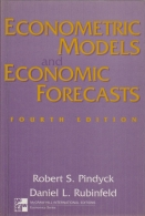 econometric models and economic forecast