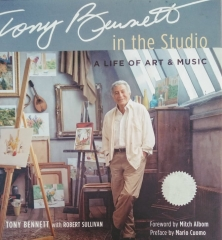 tony bennett in the studio a life of art and music