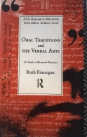 Oral Traditions and the Verbal Arts - A Guide to Research Practices - 1 Edição