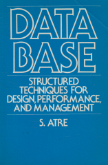 database - structured techniques for design, performance, and management