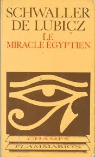 Le miracle egyptien