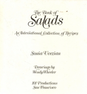 the book of salads