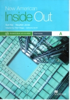 New American Inside Out Student's Book intermediate A