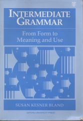 Intermediate Grammar Volume a - Form to Meaning Use