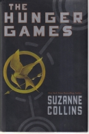 The Hunger Games capa dura