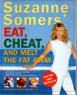 suzanne somers' eat, cheat and melt the fat away