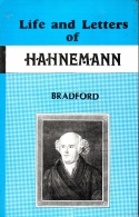life and letters of hahnemann