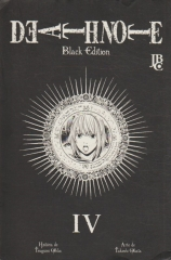 death note - black edition iv