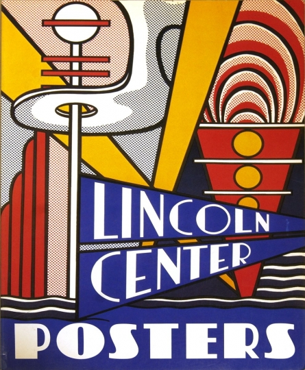Lincoln center posters