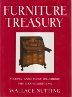Furniture Treasury vols 1 and 2