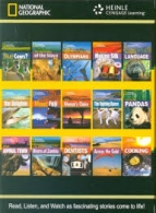 National Geographic Footprint Reading Library - Intermediate 4 - Box American