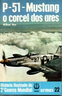 p-51 mustang o corcel dos ares