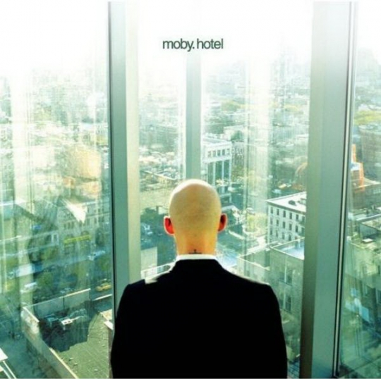 CD Moby - Hotel