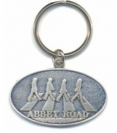 Chaveiro de metal THE BEATLES - Abbey Road ORIGINAL - 05055295303133